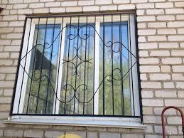 Решетки на окна безопасности