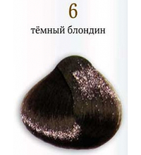 КРЕМ-КРАСКА COLORIANNE CLASSIC № 6 (тёмный блондин)
