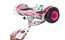 Гироборд Smart Balance Camoufl Pink