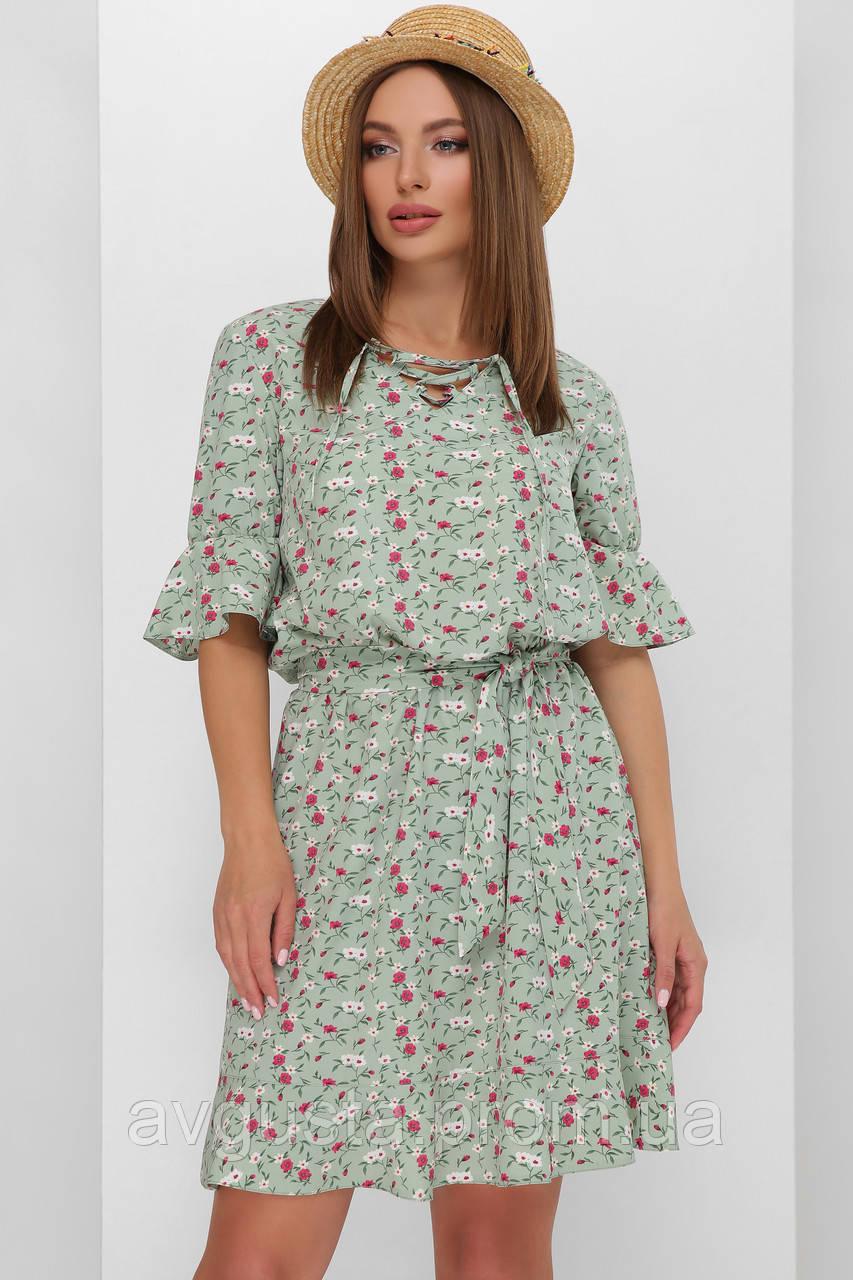 Платье 1890 зеленый