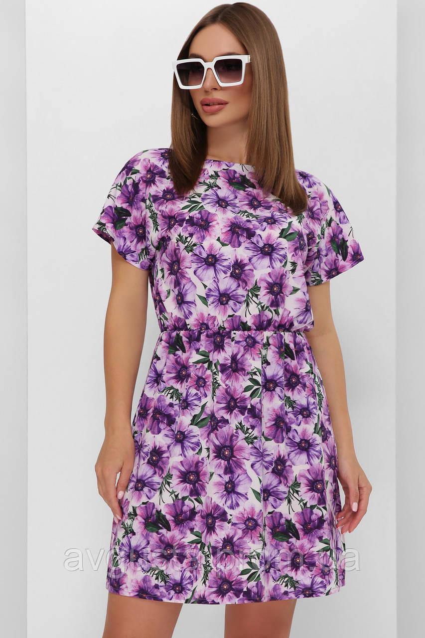 Сукня 1891 фіолетовий