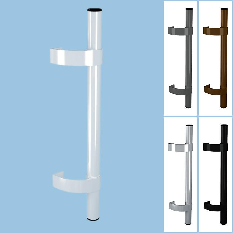 Ручка для дверей  Р-2  500мм (комплект - 2шт.)