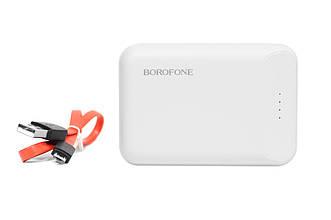 Power Bank Borofone BT17 10000 mAh(белый)