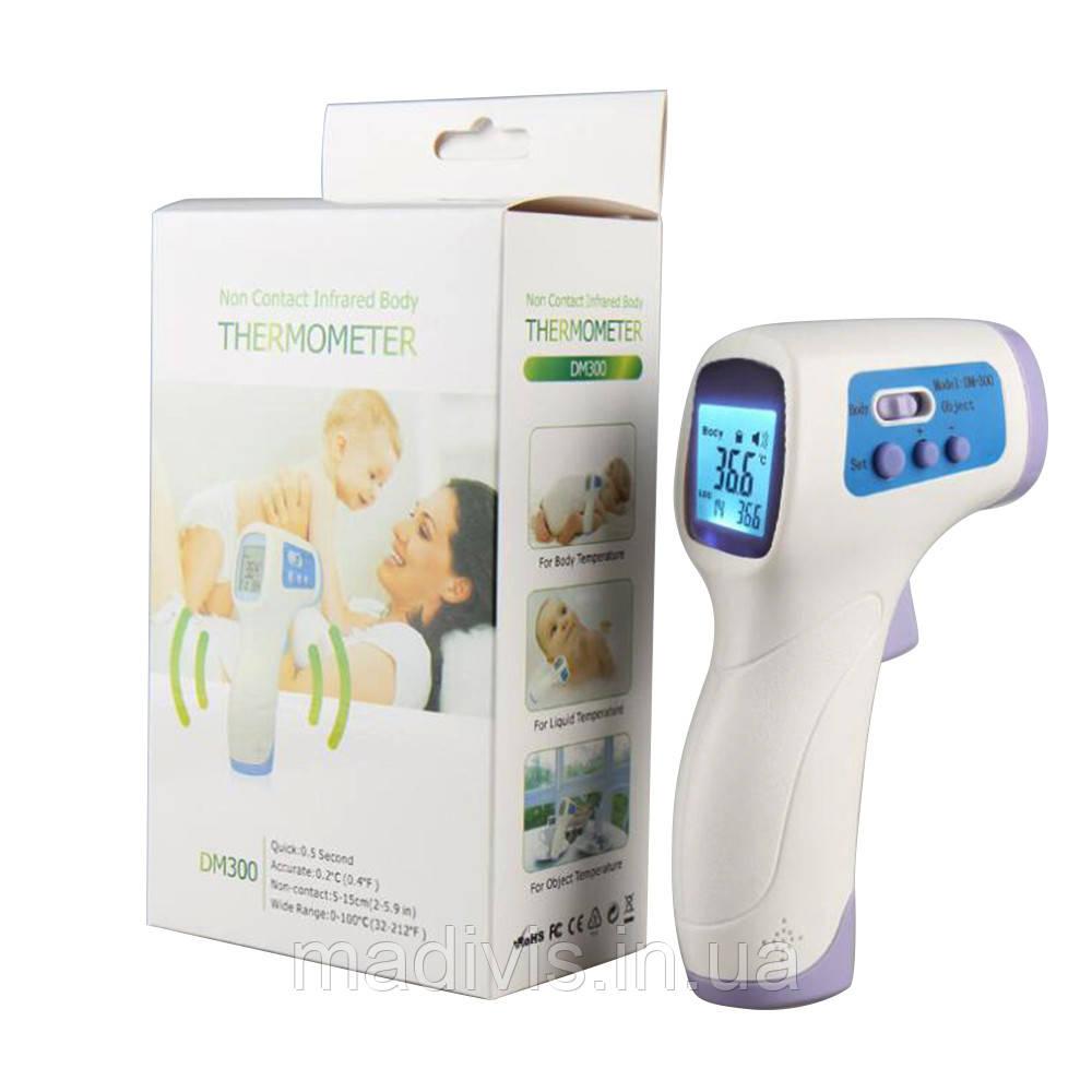 Безконтактний інфрачервоний термометр градусник CK-T1501