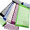 Массажный акупунктурный коврик с подушкой   Массажер для спины и ног OSPORT   Аппликатор Кузнецова, фото 3