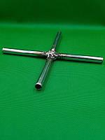 Хрестовина для фатки з нержавійки, фото 1