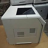 Принтер HP LaserJet Enterprise M605dn пробіг 106 тис з Європи, фото 2