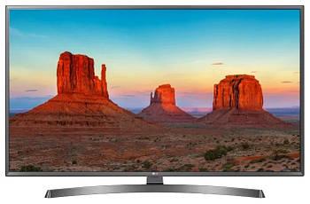 Телевизор LG 50UK6750 (1200 Гц,4KUltra HD, Smart TV, Wi-Fi, активный HDR, Ultra Surround2.0 20Вт) - Уценка