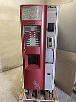 Кавовий автомат Saeco Quarzo 500 Б/У з платіжними системами