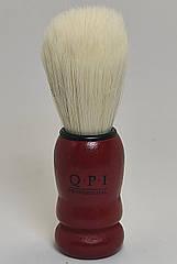 Помазок для бритья из щетины кабана Q.P.I. Professional коричневый  QPM-02