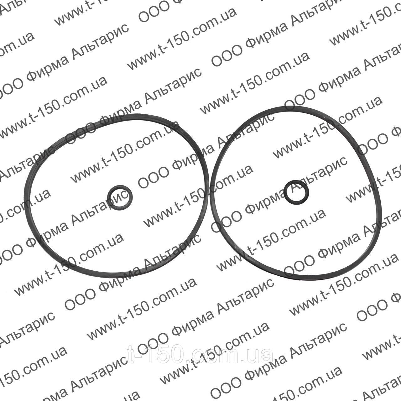 Ремкомплект фільтра грубої очистки масла КАМАЗ чорна гума