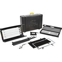 Kino Flo Diva-Lite 415 Universal Kit with Travel Case (KIT-DV4-230U/STD)