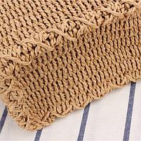 Сумка женская плетеная 0990, фото 5
