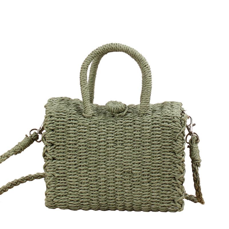 Сумка жіноча плетені 0989