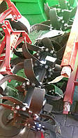 Почвофреза 2.1 м Wirax Польша, фото 1