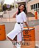 Платье №868-белый белый/50-52, фото 2