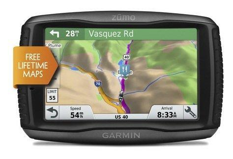 Автомобільний GPS Навігатор Garmin Zumo 595 LM (010-01603-1W)