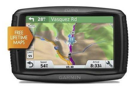 Автомобільний GPS Навігатор Garmin Zumo 595 LM (010-01603-1W), фото 2