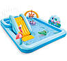 Детский Водный Игровой Центр Приключения в Джунглях