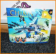Конструктор аналог LEGO Чима: 70003 Bela Перехватчик Орлицы Chima арт. 10057