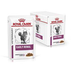 Royal Canin Early Renal - лікувальний вологий корм для кішок на ранній стадії ниркової недостатності 0,85 г*12