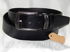 Ремень мужской кожаный Giorgio Armani ширина 40 мм.930595