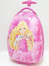 Детский чемодан дорожный на колесах Барби - 2, 520259