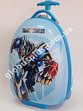 Детский чемодан дорожный на колесах Transformers-2, 520264