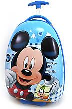 """Детский чемодан дорожный на колесах """"Микки Маус  - 7"""", 520448"""