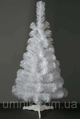 Ялина біла штучна новорічна 1 м., фото 2