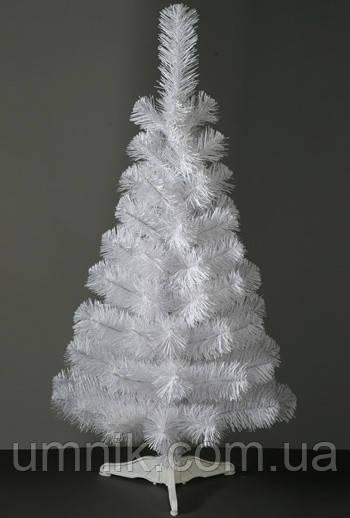 Ялина біла штучна новорічна 1 м.