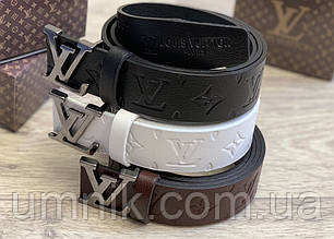 Мужской кожаный ремень Louis Vuitton 40 мм., 930920
