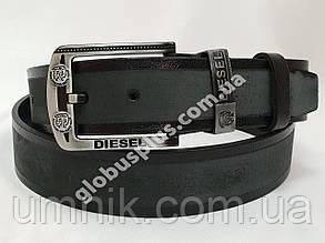 Ремень мужской кожаный DIESEL ширина 40 мм. 930597