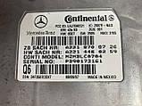 Блок управления телефоном А2218700826 Mercedes ML W164 / GL X164 управління телефоном Мерседес мл гл 164, фото 3
