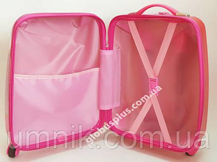 Дитяча валіза дорожній на колесах «Ляльки ЛОЛ» LOL 520454, фото 2