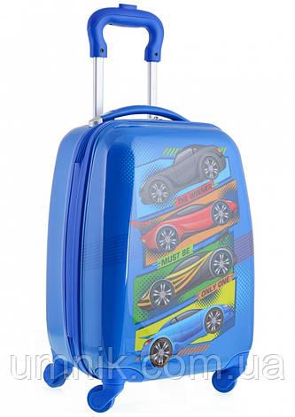 Детский чемодан дорожный на колесах «YES» Winner 520463, фото 2