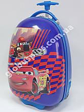 Детский чемодан дорожный на колесах «Тачки» Cars-9, 520369