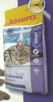 ЙОЗЕРА КУЛИНЕЗЕ Корм для взрослых кошек 10кг/ суперпремиум