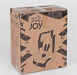 Дитяче автокрісло JOY 24812 система ISOFIX, універсальне, фото 3