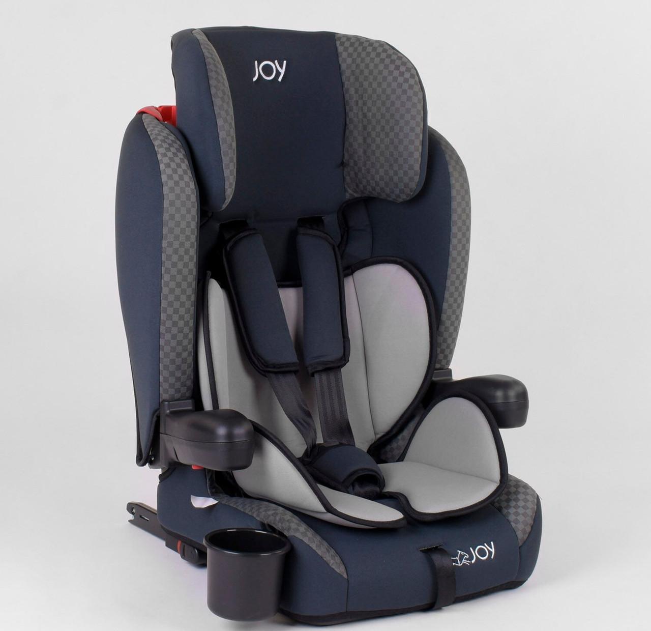Дитяче автокрісло JOY 24812 система ISOFIX, універсальне