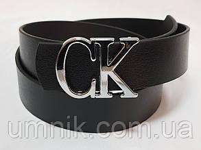 Мужской брендовый кожаный ремень 40 мм., 930954