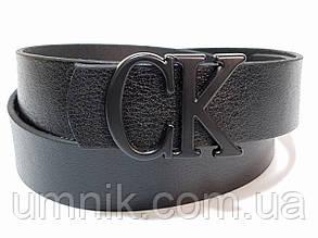 Мужской брендовый кожаный ремень 40 мм., 930955