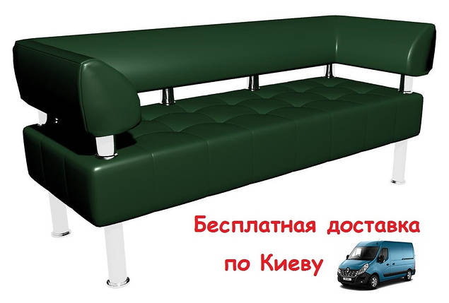 "Диван ""ТОНУС"" зелёный, фото 2"