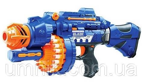 Пулемет - бластер с мягкими пулями Blase Storm, 55 см, 7051, фото 2