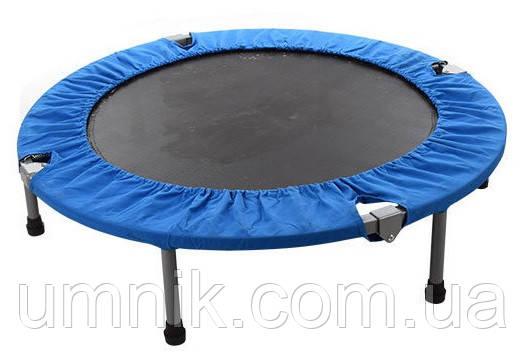 Батут Black Blue, Profi Action, 100 см, MS1426