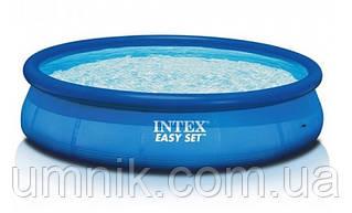 Надувной бассейн Intex 28143 Easy Set Pool, 396*84см