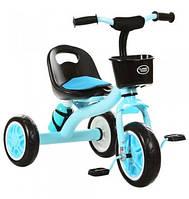 Триколісний дитячий велосипед Turbo trike M 3197-4, фото 1
