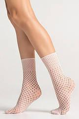 Шкарпетки жіночі мереживні RETE 20Den ТМ Legs.