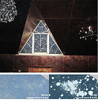 Жалюзи плиссе, шторы плиссе Галактика цвета в ассортименте