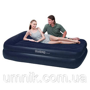 Кровать надувная Bestway с встроенным электрическим насосом, 67403, 203*163*48см, фото 2